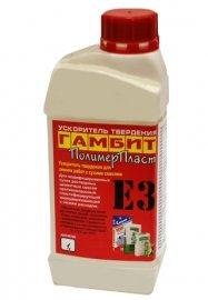 Пластификатор для сухих смесей ГАМБИТ ПОЛИМЕРПЛАСТ (Е-3)