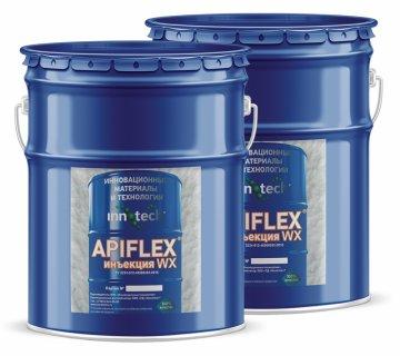 APIFLEX® – ИНЪЕКЦИЯ WX Инъекционная гидроизоляция