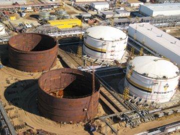 Нефтерезервуары