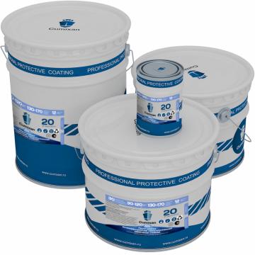 CUMIXAN ZINC EPOXY (КУМИКСАН ЦИНК ЭПОКСИ) Грунт-краска антикоррозионная цинкнаполненная  химически-стойкая