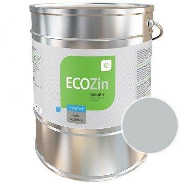 Цинконаполненная эмаль Экоцин Ecozin Церта