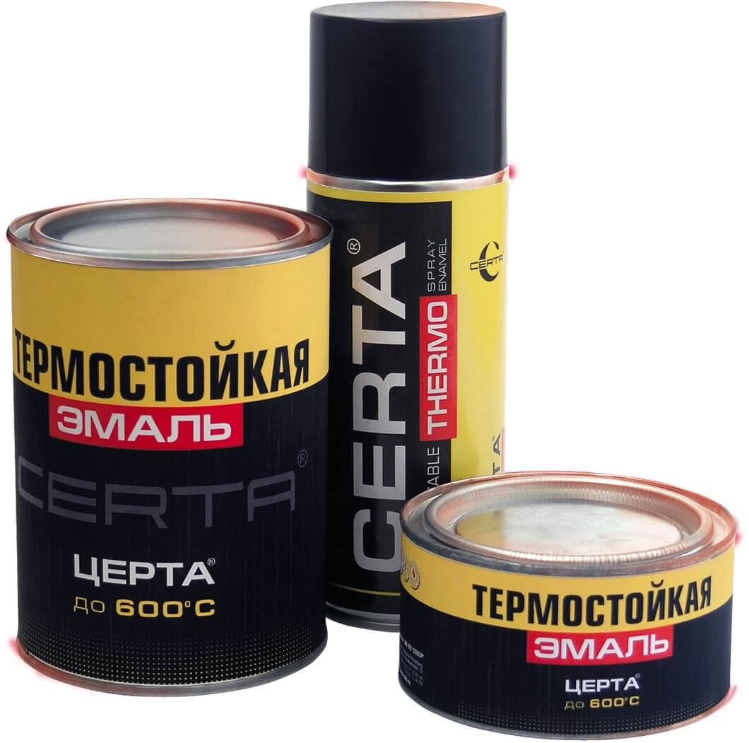 купить термостойкую краску